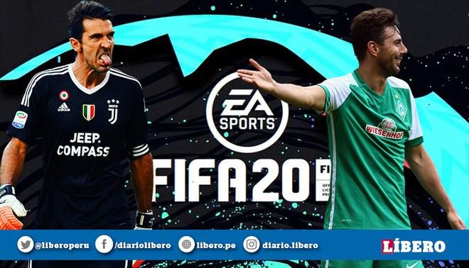 FIFA 2020 : Claudio Pizarro y Buffon en el once ideal veteranos FIFA 20 | YouTuber | YouTube | YT | PlayStation | VIDEO