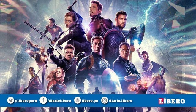 'Avengers: Endgame': Se filtra escena eliminada del final de la película [VIDEO]