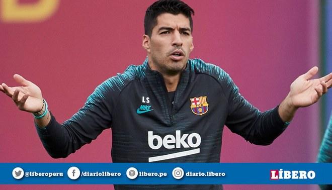 Barcelona: Luis Suárez pide a la directiva un delantero de sus características | Antoine Griezmann