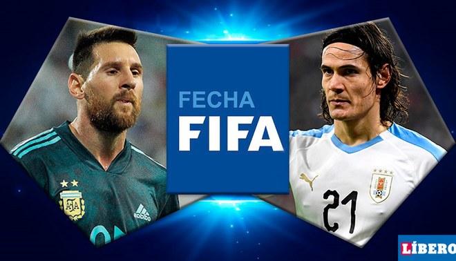 Ver VTV GRATIS, Argentina vs Uruguay [TyC Sports EN VIVO] Amistoso Fecha FIFA 2019