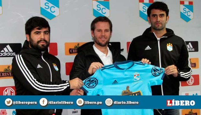 Manuel Barreto renovó con Sporting Cristal por dos temporadas más
