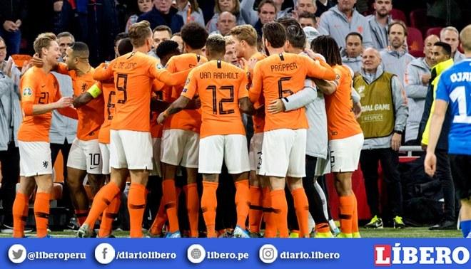 ¿Desde cuándo Holanda no gana la Eurocopa?