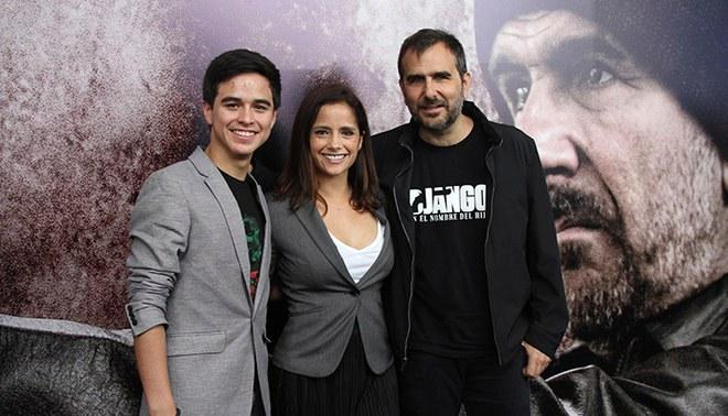 Django, en el nombre del hijo completará la saga que tiene como protagonistas a Giovanni Ciccia y Melania Urbina