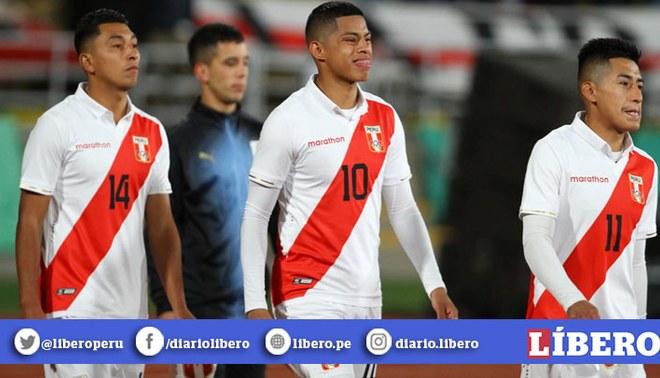 Selección Peruana: Lista de convocados Sub-23 con Kevin Quevedo y Kluiverth Aguilar para el Preolímpico