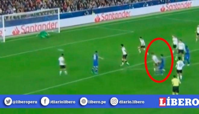 Kovacic anota el empate para Chelsea