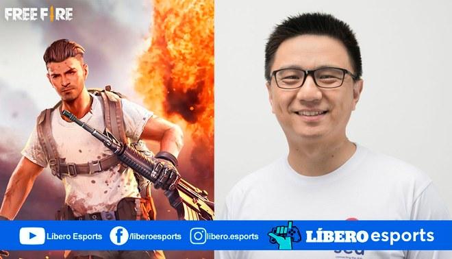 Uno de los fundadores de SEA Group y dueño de Free Fire es billonario gracias al juego.   Foto: Free Fire/ Sea Group