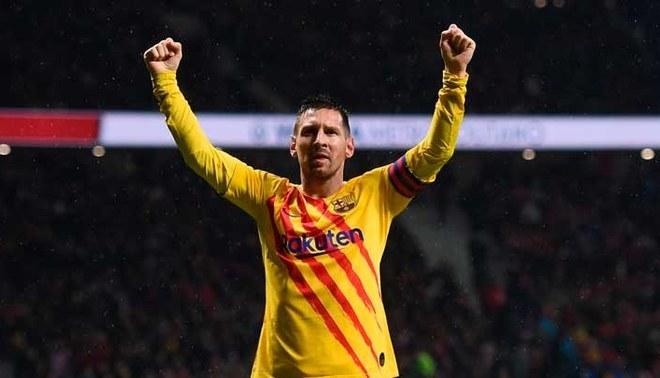 Lionel Messi. Crédito: Difusión