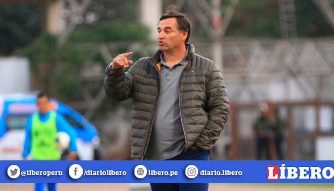 Carlos Bustos técnico FBC Melgar | FOTO: GLR