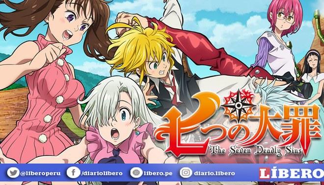 'Nanatsu no Taizai' | censuraron polémica escena del popular anime