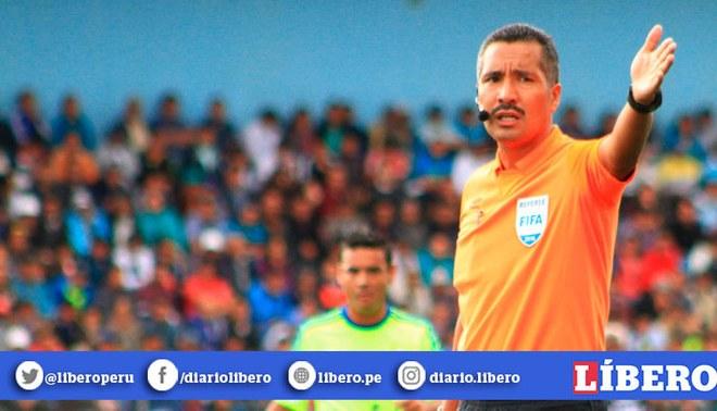 Sporting Cristal vs Alianza Lima: Miguel Santiváñez será el árbitro en segunda semifinal. | Foto: GLR