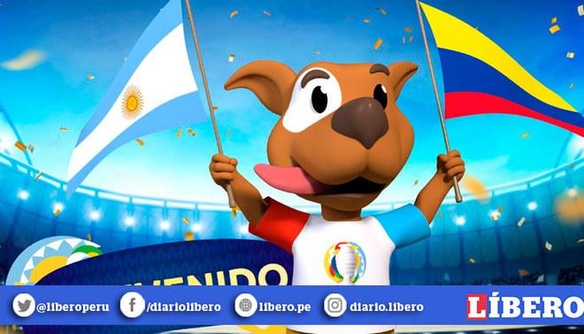 Copa América 2020: 'Pipe' o 'Pibe' será el nombre de la mascota del torneo Argentina-Colombia. | Foto: Conmebol