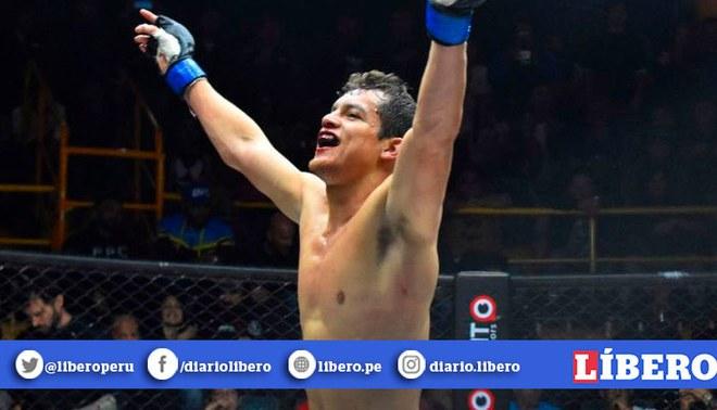 El peruano viene de ganarle al argentino Bruno Conti en la edición 41 del Fusión Fighting Championship Créditos: FFC