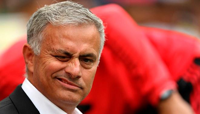 José Mourinho vuelve a Old Trafford, pero esta vez como DT del Tottenham. Foto: Difusión.