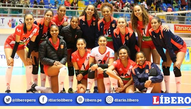 Preolímpico de voleibol se llevará a cabo en Bogotá. Créditos: FPV.