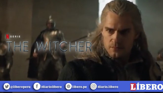 The Witcher en Netflix   Revelan espectaculares nuevos avances de la serie