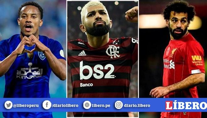 Carrillo, Gabigol y Salah entre las principales figuras del Mundial de Clubes