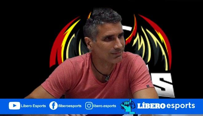 El manager de Egoboys, Egorco, conversó en exclusiva con Libero esports | Foto: Composición