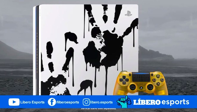 [VIDEO] Conoce la Edición Limitada de Death Stranding de la PS4 Pro