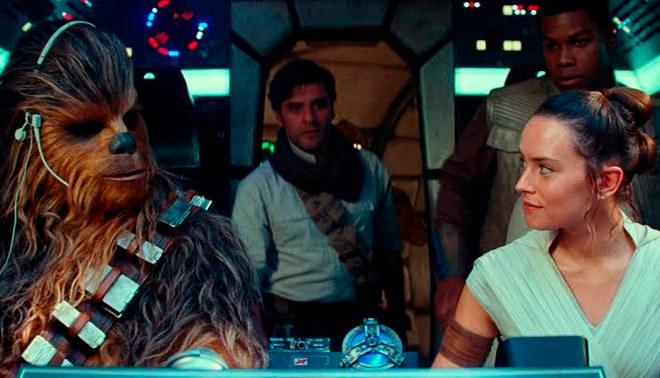 Star Wars: The Rise of Skywalker se estrena en Perú la medianoche del jueves. Foto: Disney