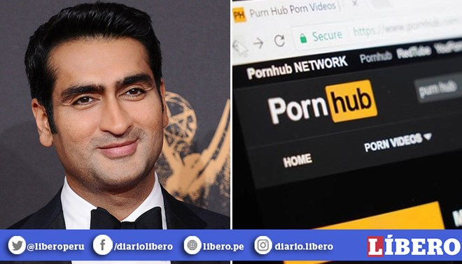 Marvel | PornHub utiliza fotografías de Kumail Nanjini, actor de 'The Eternals', en su plataforma