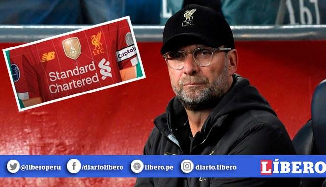 Liverpool es impedido de usar su parche de campeón del mundo en la Premier League