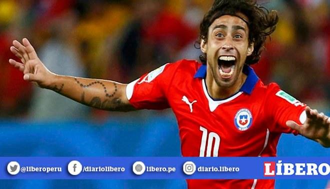 Jorge Valdivia nuevo jugador de Monarcas para Clausura 2020 Liga MX   Foto: Difusión
