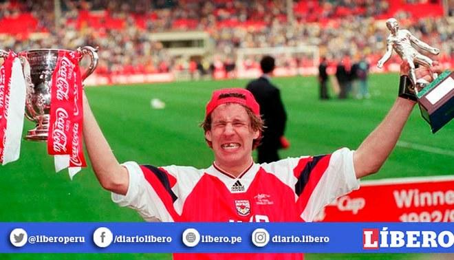 Paul Merson ex jugador del Arsenal y de la Selección Inglesa confiesa problema de depresión | Foto: PA Images