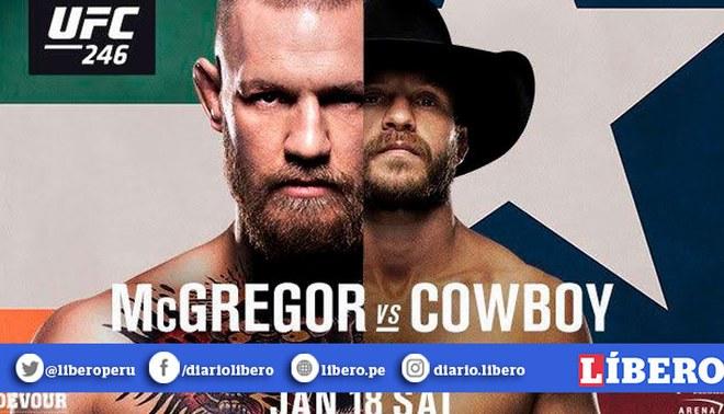 Ambos pelearán en los pesos welter. Créditos: UFC
