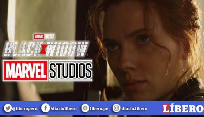 Black Widow | Marvel lanza nuevo tráiler de la película de Scarlett Johansson