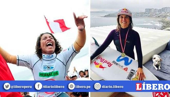 Sofía Mulanovich y Analí Gómez irán a dejar en alto el nombre del Perú. Créditos: Agencias