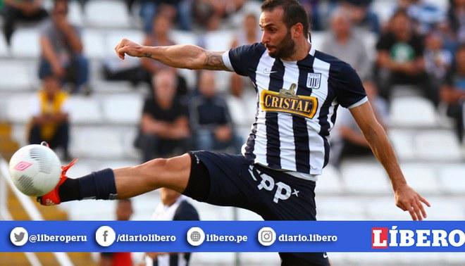 Mauro Guevgeozián afirma que de anotar su ex equipo no celebrará   Foto: GLR
