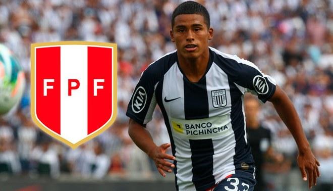 Selección Peruana Sub-23 confirma convocatoria de Kluiverth Aguilar por lesionado Medina