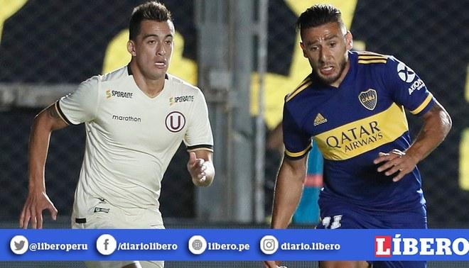 Boca Juniors fue más y venció por 2-0 a Universitario en el Torneo de Verano 2020. | Foto: Twitter