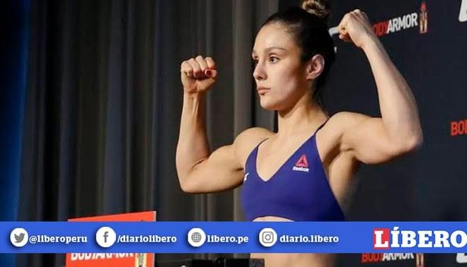 UFC 246: pelea de Alexa Grasso fue cancelada por no dar el peso