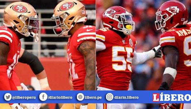 49ers vs. Chiefs se enfrentarán en el Super Bowl LIV de Miami