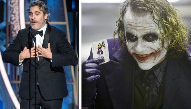 SAG Awards: Joaquin Phoenix rinde homenaje a Heath Ledger tras ganar premio a Mejor Actor [VIDEO]