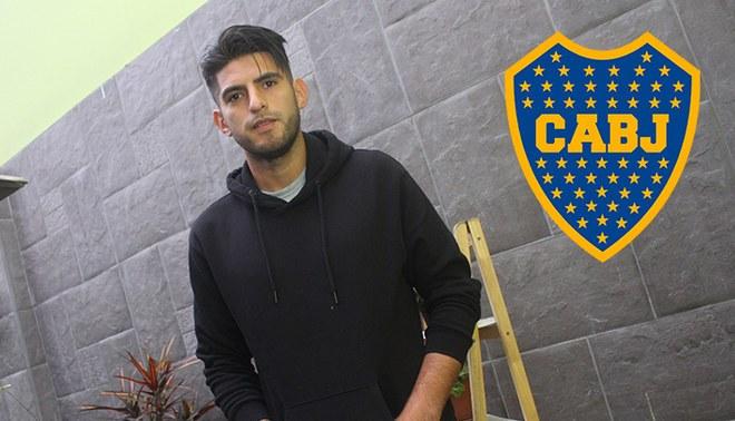 Carlos Zambrano es prioridad en Boca Juniors.