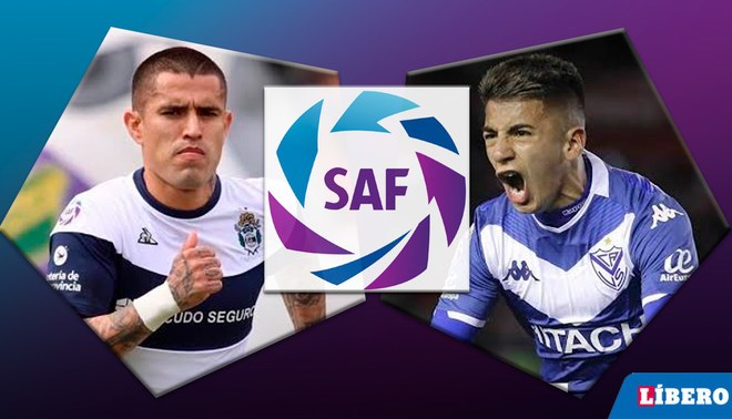 Vélez vs Gimnasia [Fox Sports EN VIVO] Luis Abram juega por Superliga Argentina