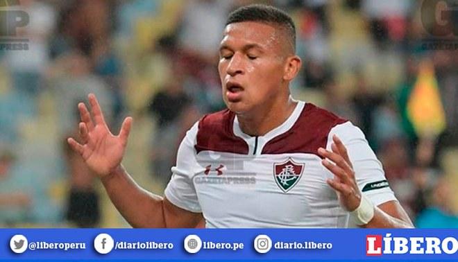 Fernando Pacheco elogios de Oglobo medio brasileño por sus gran partido Fluminense vs Flamengo   Foto: Gazeta Press