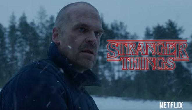 Netflix | Stranger Things lanzó el tráiler de la cuarta temporada con la aparición de Hopper