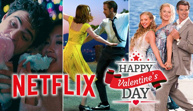 San Valentín   5 películas románticas de Netflix que puedes ver en el Día del Amor