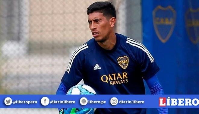 Boca Juniors y la excelente noticia para Russo: el regreso de Esteban Andrada