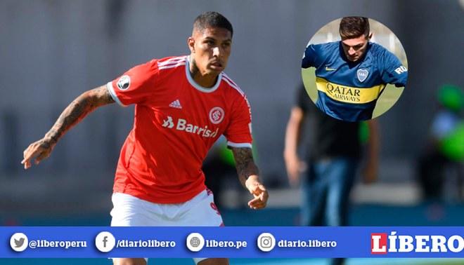 No es Guerrero: Inter y Boca Juniors llegaron a un acuerdo para traspaso de delantero. Composición: Líbero.
