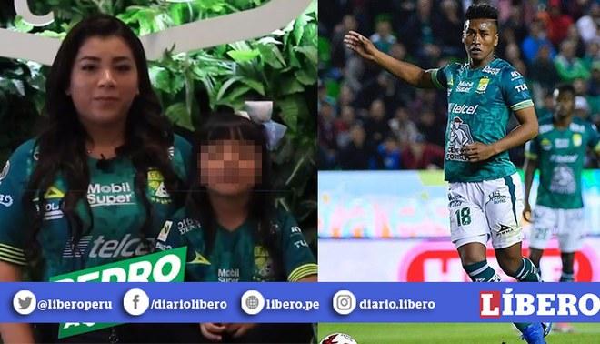 Pedro Aquino: la emotiva aparición de su esposa e hija en un video de León por San Valentín