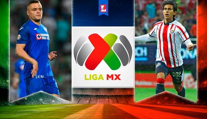 Cruz Azul vs Chivas [TUDN EN VIVO] por la Liga MX
