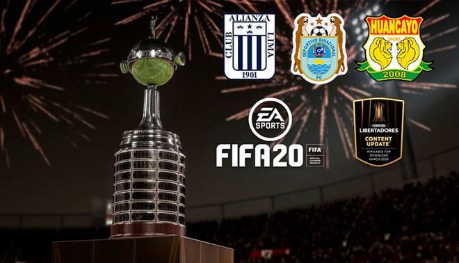 Alianza Lima y Binacional están en la Copa Libertadores.