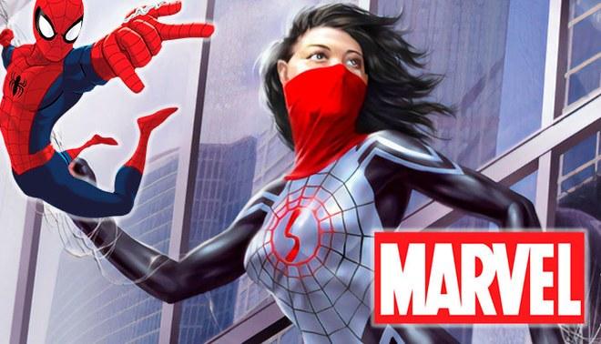 Marvel anuncia nueva serie de una superheroína relacionada a Spiderman