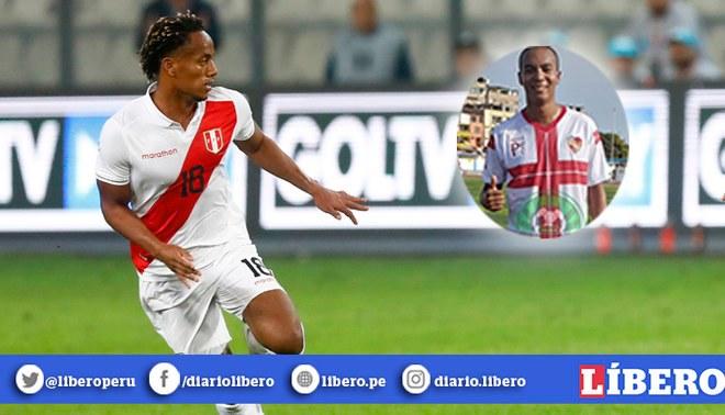 André Carrillo hermano Copa Perú | FOTO: GLR