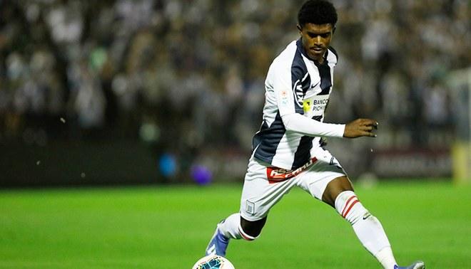 Oslimg Mora, extremo de Alianza Lima, cumple 21 años en este 2020 | Fuente: Líbero.