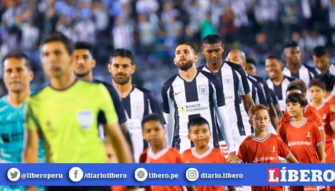 Alianza Lima fixture Copa Libertadores | FOTO: GLR